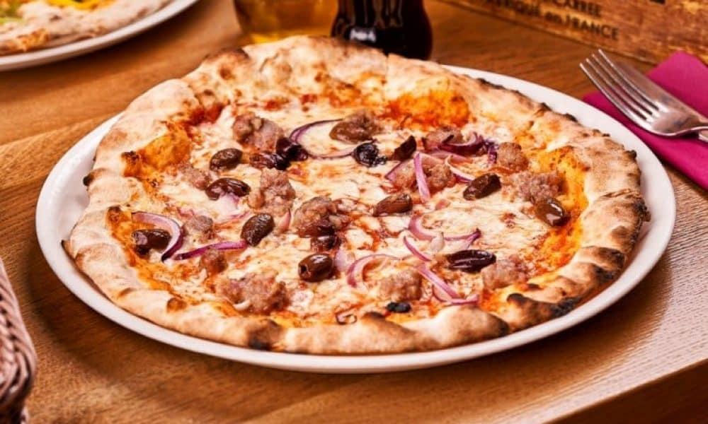 Pizza z dowozem